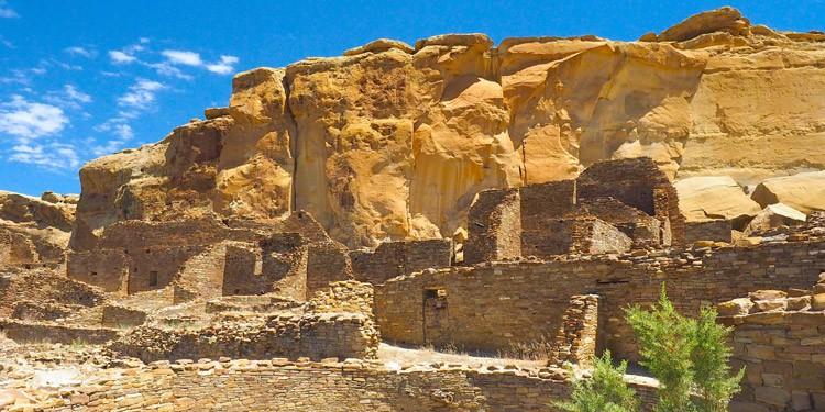 que hacer en New Mexico Chaco Culture National Historical Park Parque de la Cultura Chaco