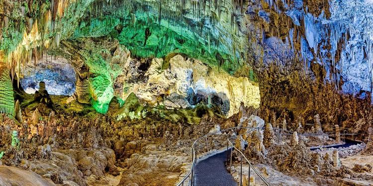 que hacer nuevo mexico Cavernas de Carlsbad Carlsbad Caverns National Park