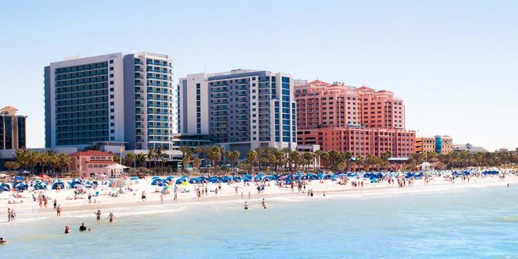 vivir en Clearwater Florida