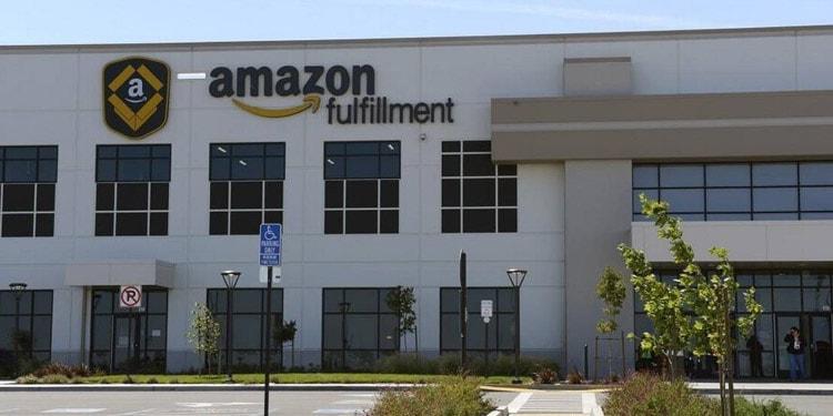 Amazon trabajos Sacramento California