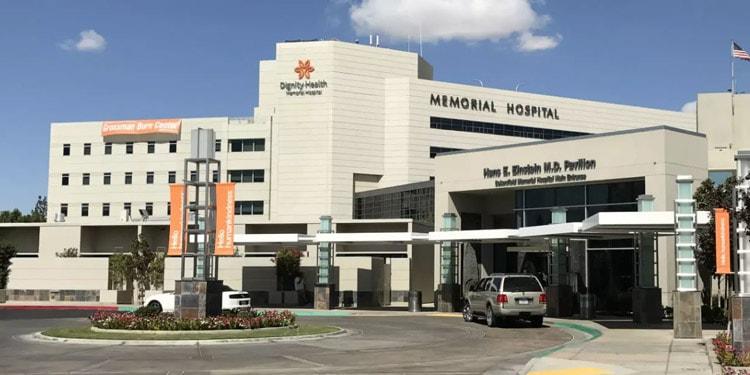 Bakersfield Memorial Hospital trabajos Bakersfield California
