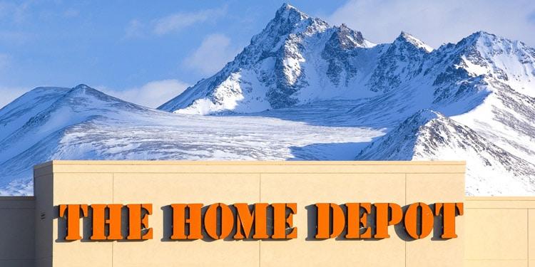 Home Depot Alaska Anchorage empleos