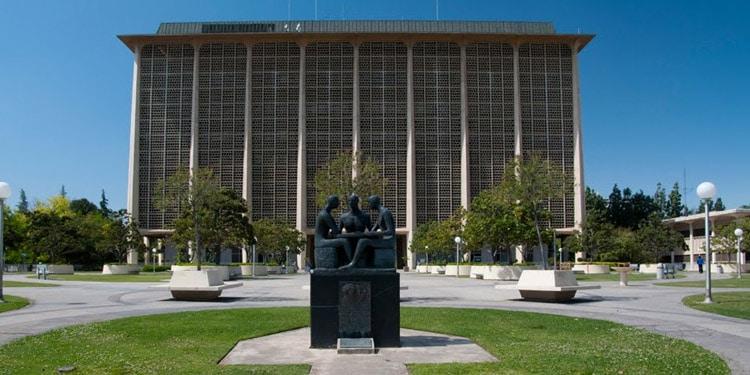 Trabajos para el gobierno de California en Fresno