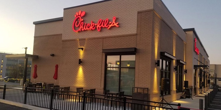 empleos Little Rock AR Chick fil A