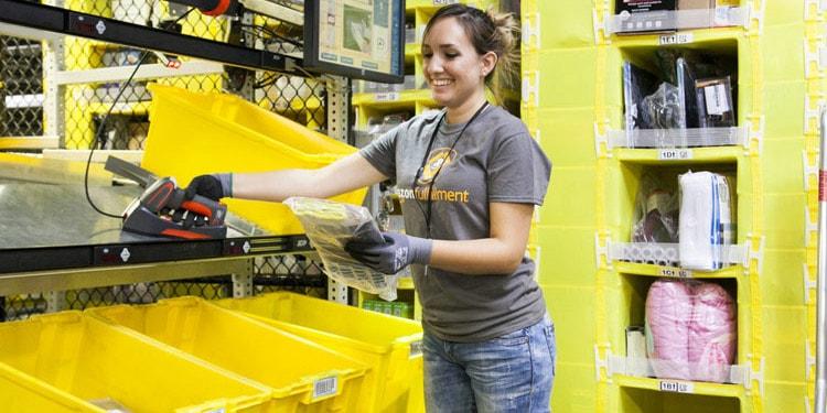 empleos Mobile Alabama amazon