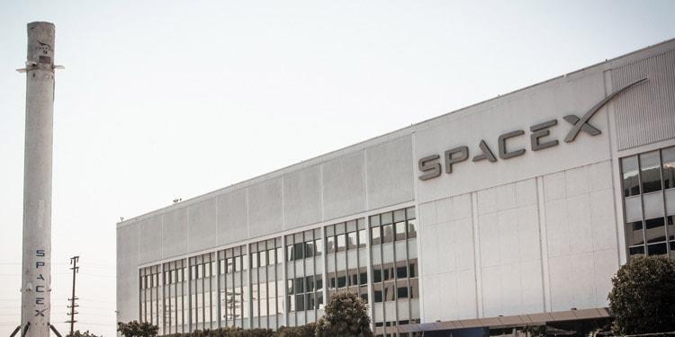 spacex trabajos empleos California