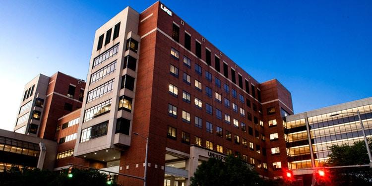 trabajo en Birmingham Alabama UAB Medicine