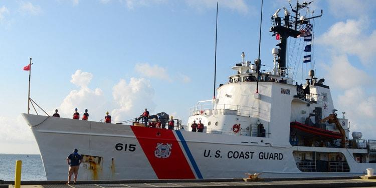 trabajos Mobile Alabama Guardia Costera de Estados Unidos United States Coast Guard