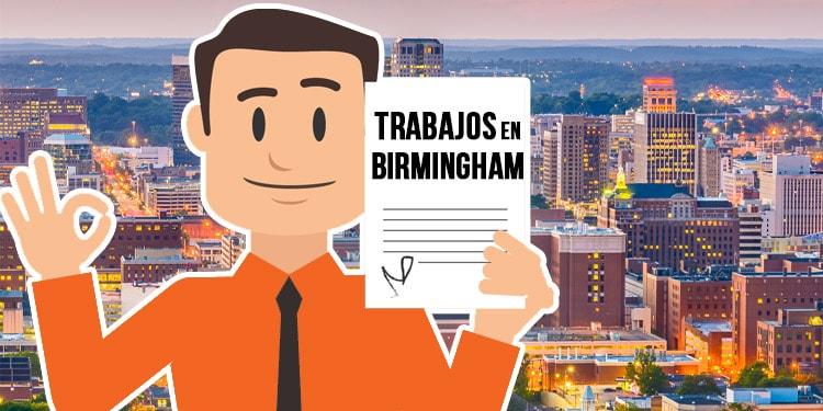 trabajos en Birmingham Alabama