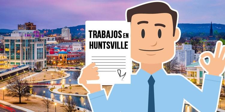 trabajos en Huntsville Alabama