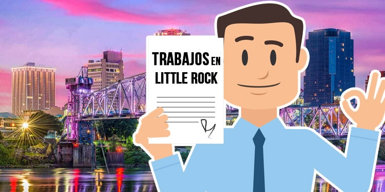trabajos en Little Rock Arkansas