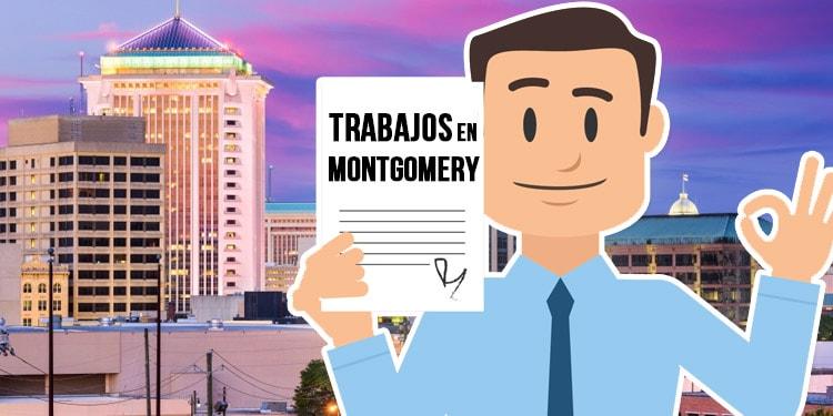 trabajos en Montgomery Alabama