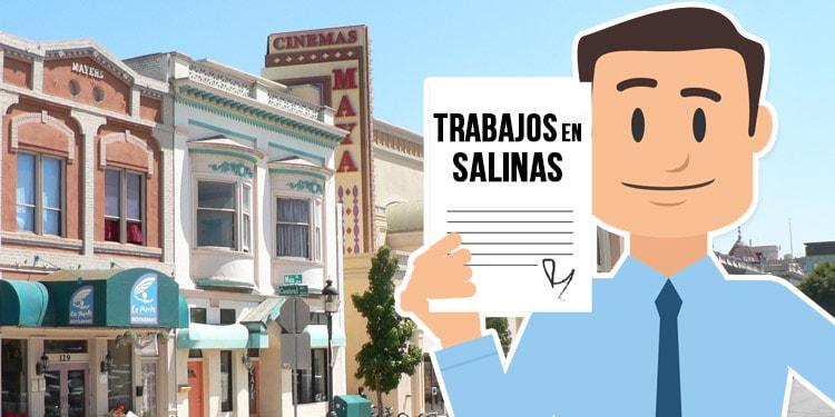 trabajos en Salinas California