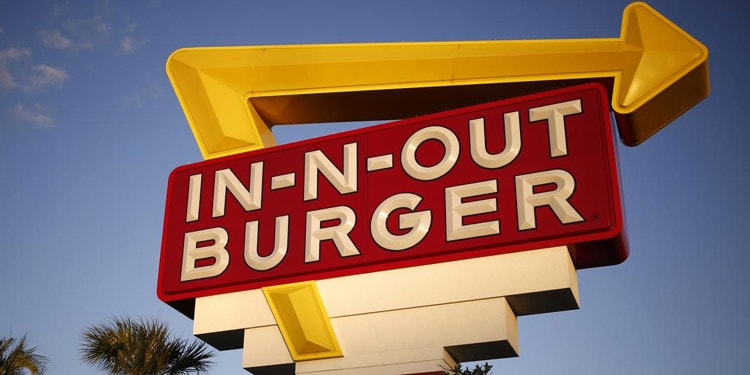 In n Out burgers empleos Stockton California