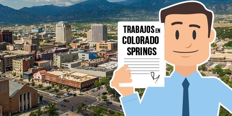 trabajos en Colorado Springs