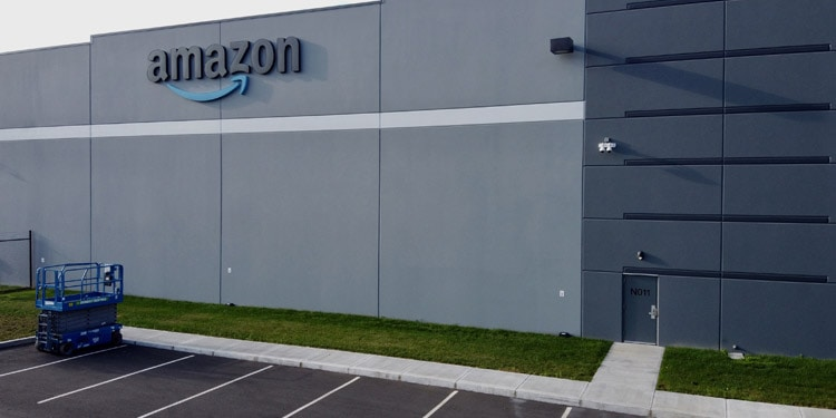 Amazon empleos Hartford Connecticut