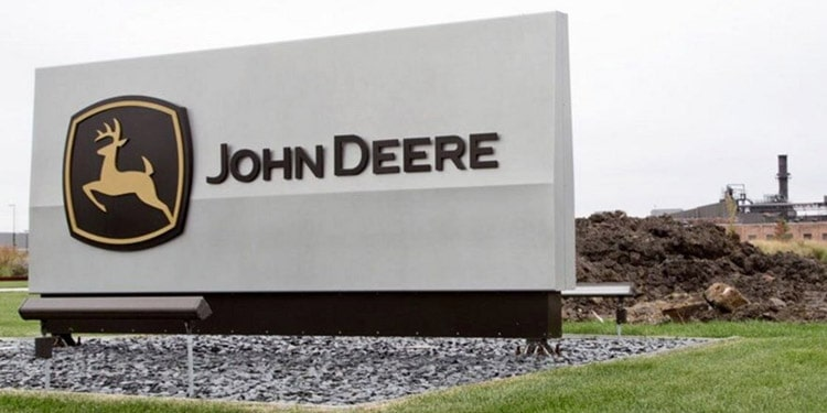 Davenport Iowa trabajos John Deere