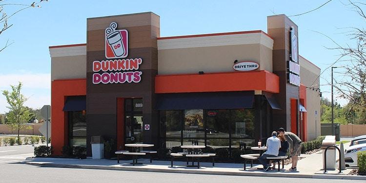 Dunkin Donuts Aurora Illinois trabajos
