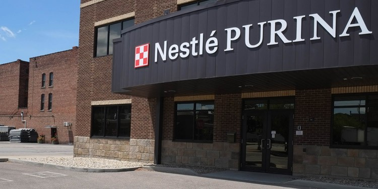 Nestle Purina trabajos Davenport Iowa