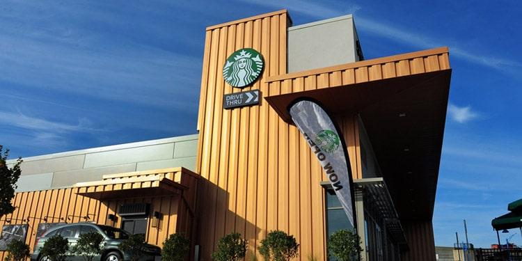 Starbucks Connecticut Bridgeport