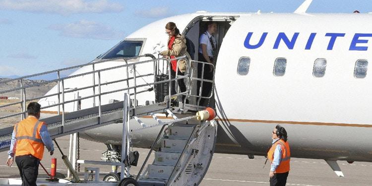 empleos Pueblo Colorado United Airlines