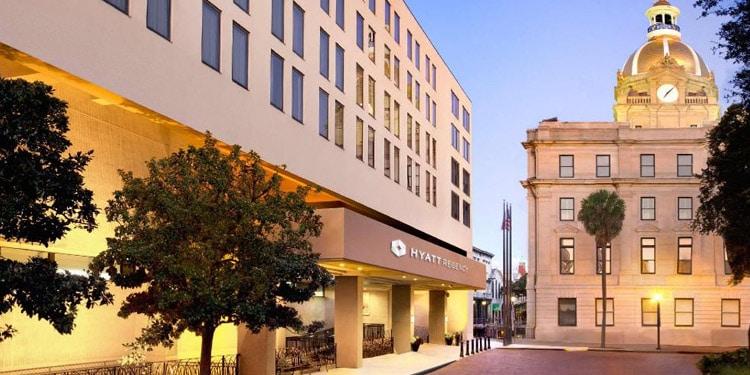 empleos Savannah Georgia Hyatt Regency