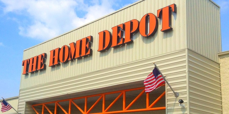 home depot trabajos Hartford Connecticut
