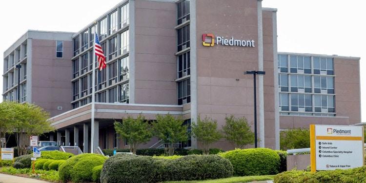 piedmont hospital trabajos Columbus Georgia