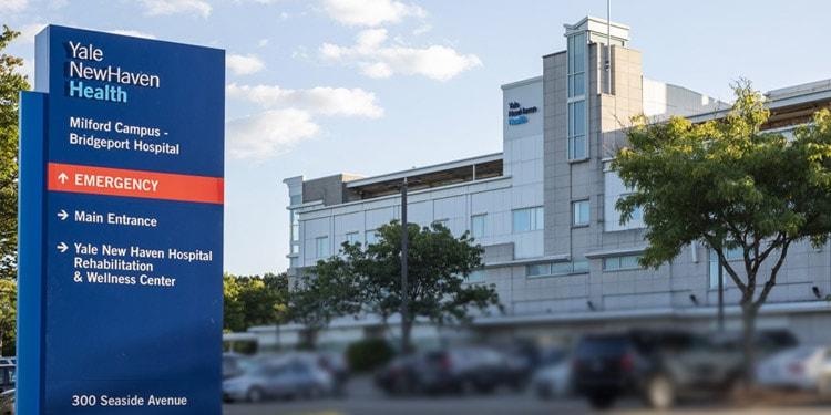 trabajos Bridgeport Hospital Connecticut