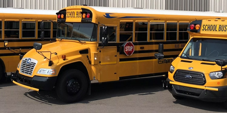 trabajos Joliet Illinois North America Central School Bus