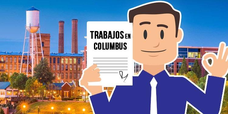 trabajos en Columbus Georgia