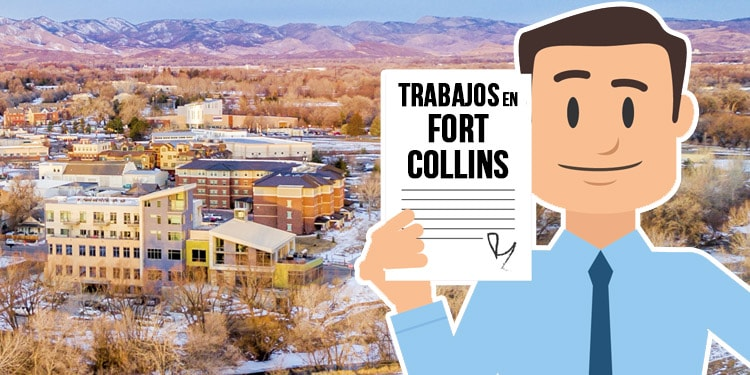 trabajos en Fort Collins Colorado