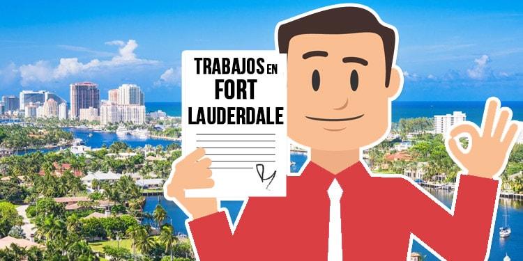 trabajos en Fort Lauderdale Florida