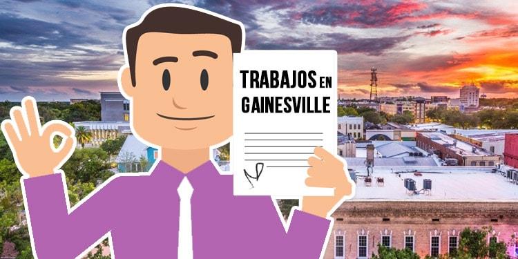 trabajos en Gainesville Florida