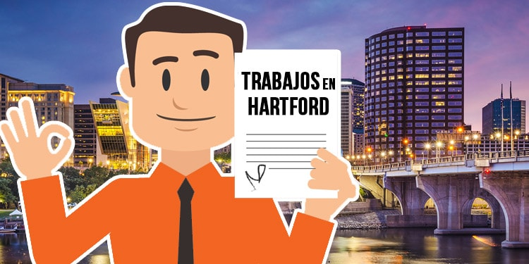 trabajos en Hartford Connecticut