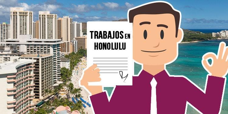 trabajos en Honolulu Hawai