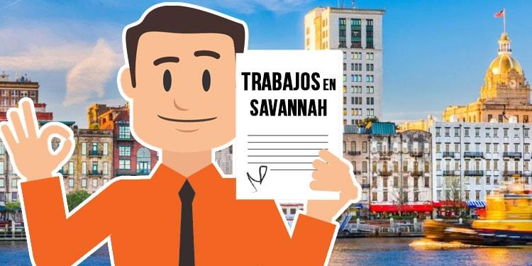 trabajos en Savannah Georgia