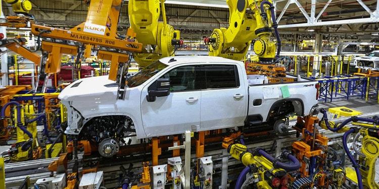 General Motors GM Fort Wayne Indiana