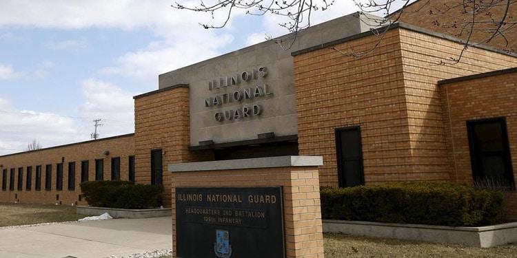 Illinois Army National Guard empleos Springfield Illinois