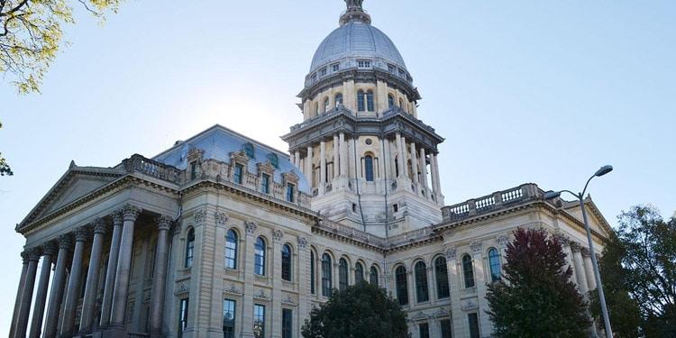 Trabajos para el gobierno de Illinois en Springfield