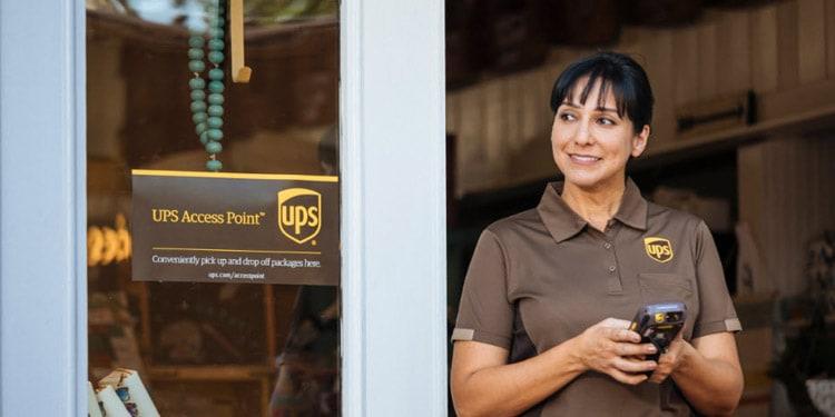 UPS trabajos Peoria Illinois
