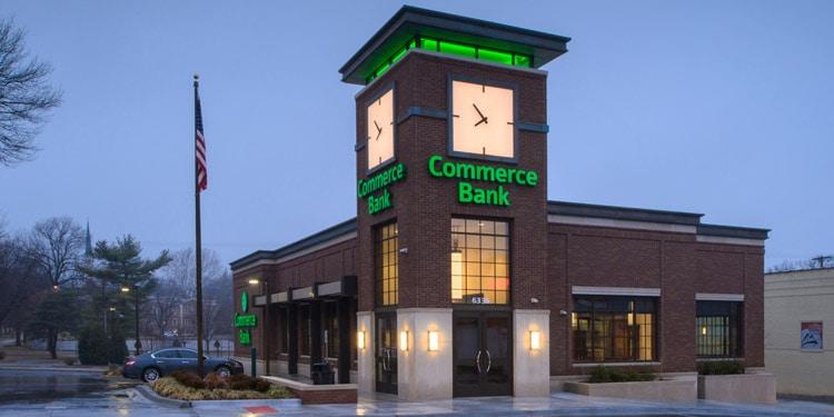 empleos Olathe Kansas commerce bank