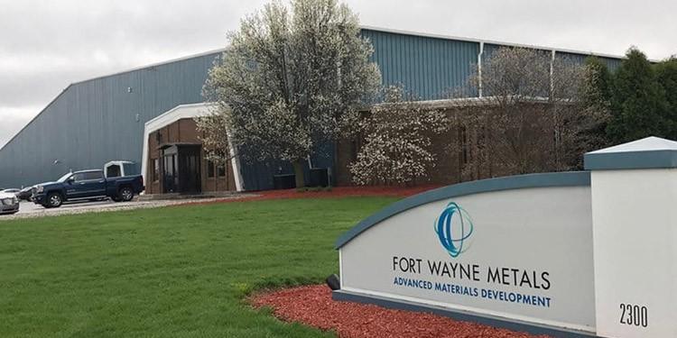 fort wayne metals trabajos Fort Wayne Indiana