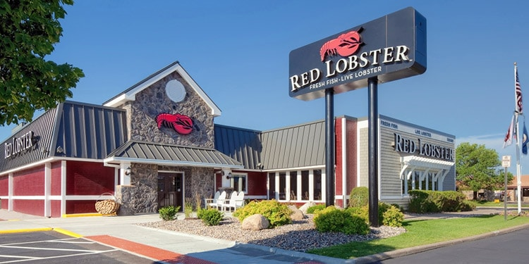 red lobster trabajos Overland Park Kansas