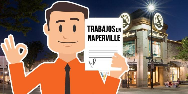 trabajos en Naperville Illinois