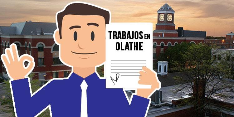 trabajos en Olathe Kansas
