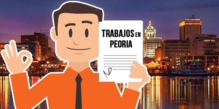 trabajos en Peoria Illinois