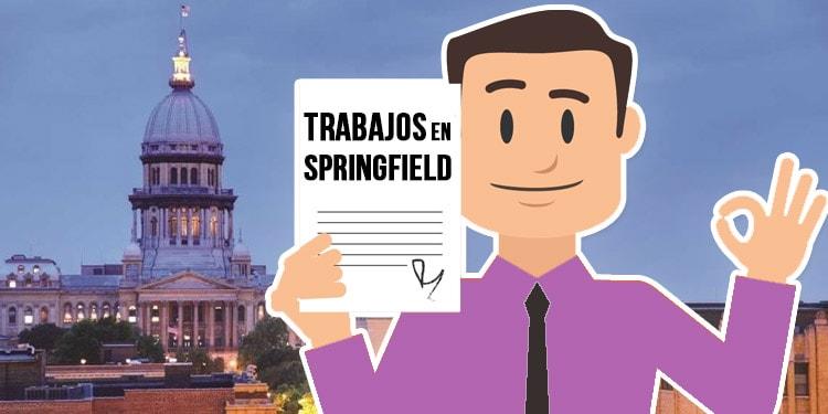 trabajos en Springfield Illinois
