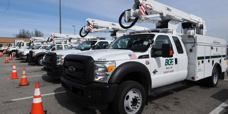 BGE trabajos Baltimore Maryland