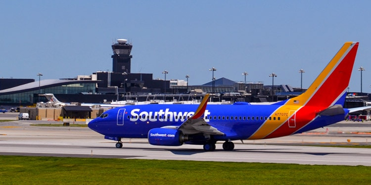 Southwest Airlines Baltimore Maryland trabajos